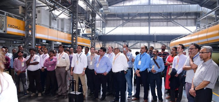 SMI celebrates 25 years, reaching 100 million square meters production!