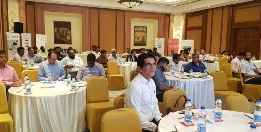 Successful LMAI digital print technologies event in south India