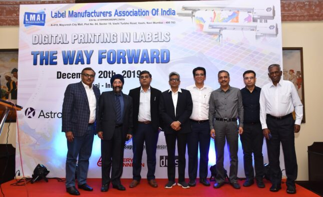"""2nd edition of LMAI's """"DIGITAL PRINTING IN LABELS – THE WAY FORWARD"""""""