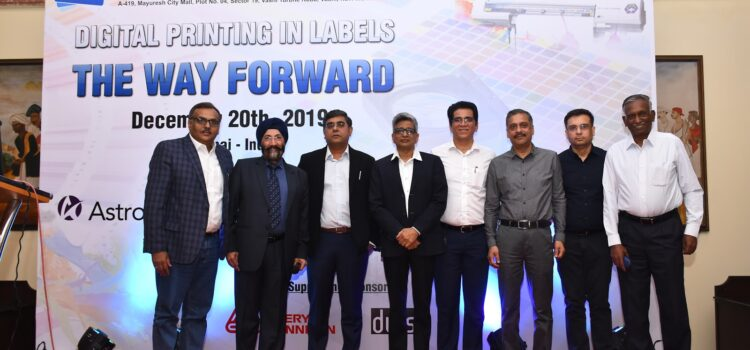 "2nd edition of LMAI's ""DIGITAL PRINTING IN LABELS – THE WAY FORWARD"""