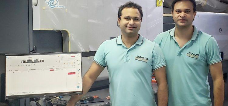 Janus International-Pioneers of digital label printing
