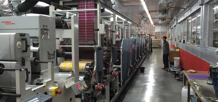 INDIA: IN-LINE CONVERTING WITH MULTIPLE PRINTING TECHNOLOGIES