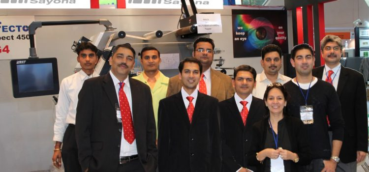 """"""" Funtime at Labelexpo India 2010"""""""