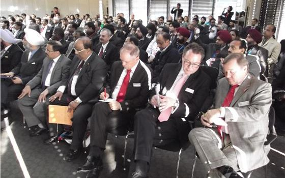 Indians, the most visible lot at Drupa 2012