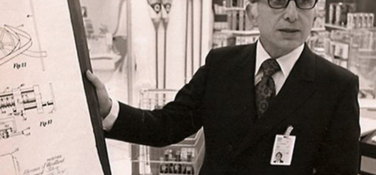 Norman Joseph Woodland, co-inventor of barcode, RIP!