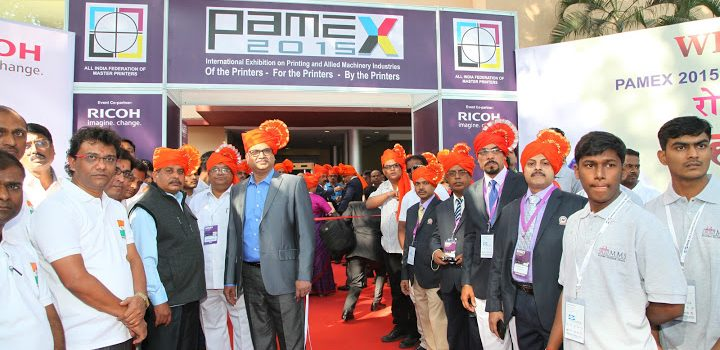 Label industry marks its presence at Pamex 2015 event
